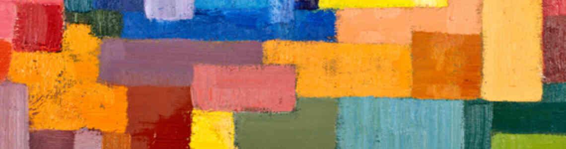 tableaux modernes géométrique