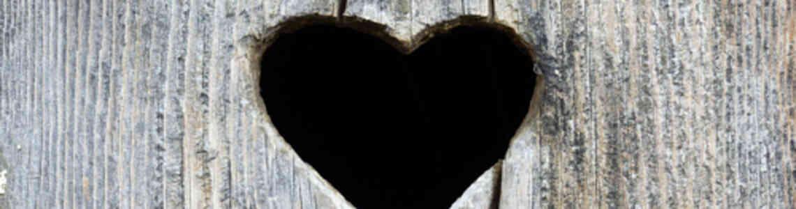 tableaux modernes coeurs