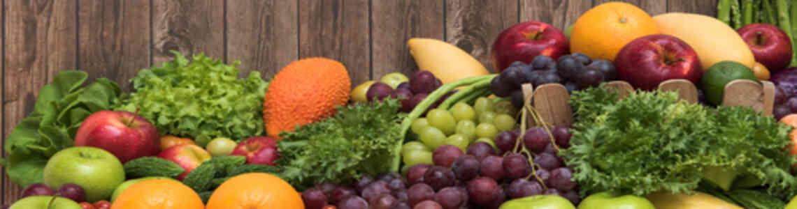 cuadros modernos con frutas