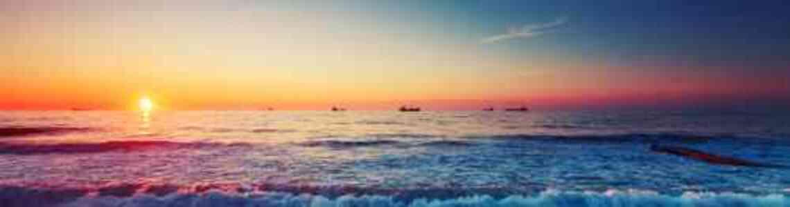 tableaux modernes mer