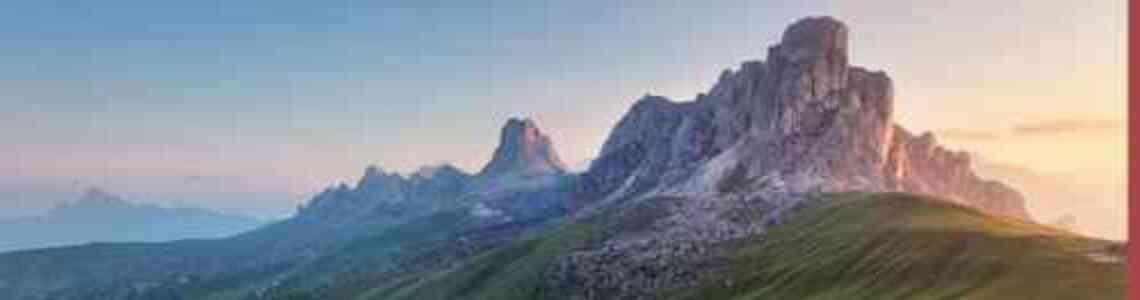 tableaux modernes montagne