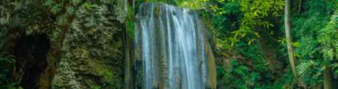 cuadros modernos cascadas